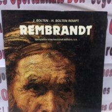 Libros de segunda mano - Rembrandt de J. Bolten - Compañia Internacional Editora - 110437314