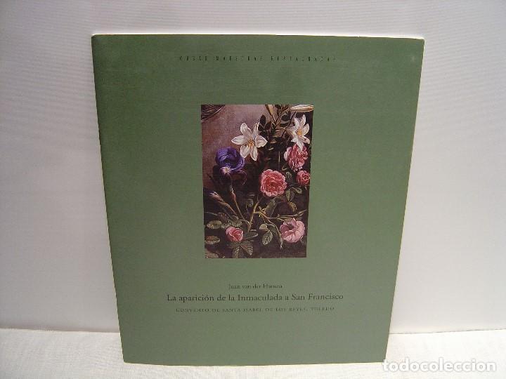 JUAN VAN DER HAMEN - RESTAURACION DE LA APARICIÓN DE LA INMACULADA A SAN FRANCISCO - BBVA 2004 (Libros de Segunda Mano - Bellas artes, ocio y coleccionismo - Pintura)