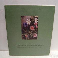Libros de segunda mano: JUAN VAN DER HAMEN - RESTAURACION DE LA APARICIÓN DE LA INMACULADA A SAN FRANCISCO - BBVA 2004. Lote 110739699