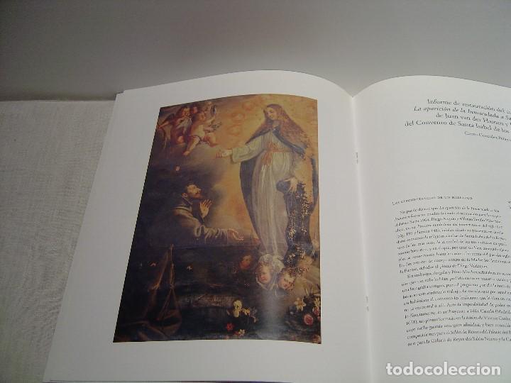 Libros de segunda mano: JUAN VAN DER HAMEN - RESTAURACION DE LA APARICIÓN DE LA INMACULADA A SAN FRANCISCO - BBVA 2004 - Foto 2 - 110739699