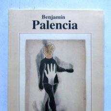 Libros de segunda mano: BENJAMÍN PALENCIA , DIBUJOS , ACUARELAS Y PINTURAS. EDITADO POR BBK 1998. ILUSTRADO ALTA CALIDAD.. Lote 110887590
