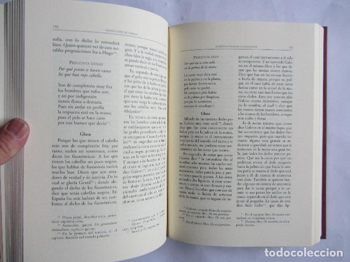 Libros de segunda mano: Secretos de filosofia y astrología y medicina y de las cuatro... Alonso López de Corella Navarra - Foto 5 - 111623059
