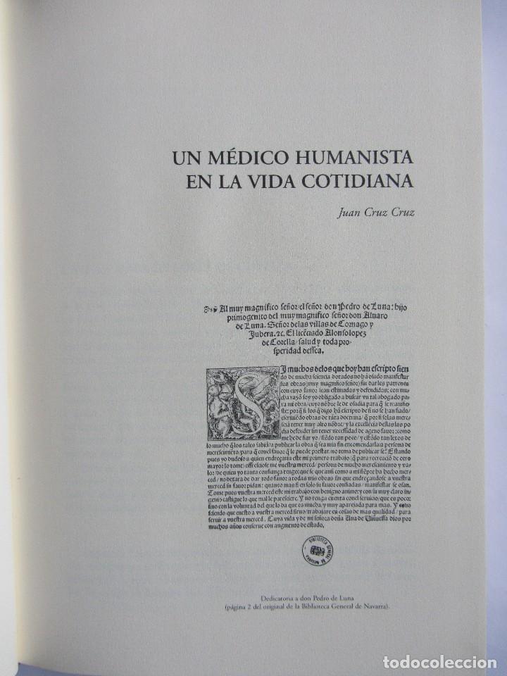 Libros de segunda mano: Secretos de filosofia y astrología y medicina y de las cuatro... Alonso López de Corella Navarra - Foto 9 - 111623059
