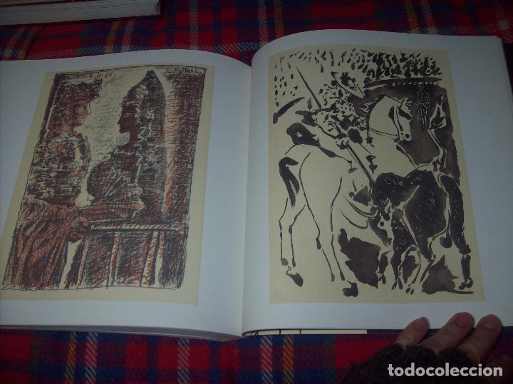 PICASSO Y LOS LIBROS. FUNDACIÓN BANCAJA. FOTOGRAFÍAS : JUAN GARCÍA ROSELL. 2005. VER FOTOS. (Libros de Segunda Mano - Bellas artes, ocio y coleccionismo - Pintura)