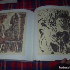 Libros de segunda mano: PICASSO Y LOS LIBROS. FUNDACIÓN BANCAJA. FOTOGRAFÍAS : JUAN GARCÍA ROSELL. 2005. VER FOTOS.. Lote 111742759
