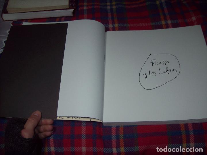 Libros de segunda mano: PICASSO Y LOS LIBROS. FUNDACIÓN BANCAJA. FOTOGRAFÍAS : JUAN GARCÍA ROSELL. 2005. VER FOTOS. - Foto 5 - 111742759