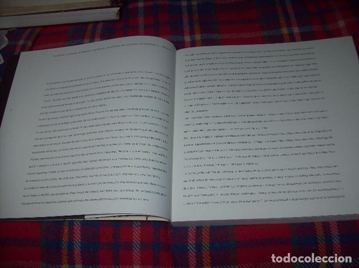 Libros de segunda mano: PICASSO Y LOS LIBROS. FUNDACIÓN BANCAJA. FOTOGRAFÍAS : JUAN GARCÍA ROSELL. 2005. VER FOTOS. - Foto 7 - 111742759