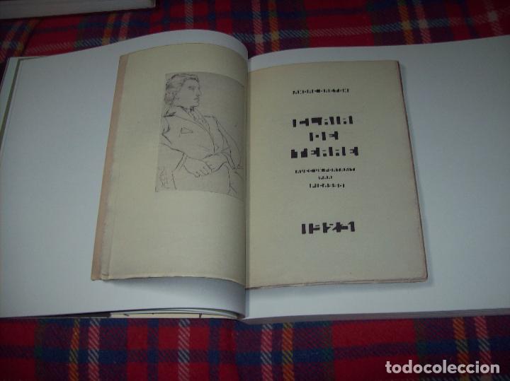 Libros de segunda mano: PICASSO Y LOS LIBROS. FUNDACIÓN BANCAJA. FOTOGRAFÍAS : JUAN GARCÍA ROSELL. 2005. VER FOTOS. - Foto 8 - 111742759