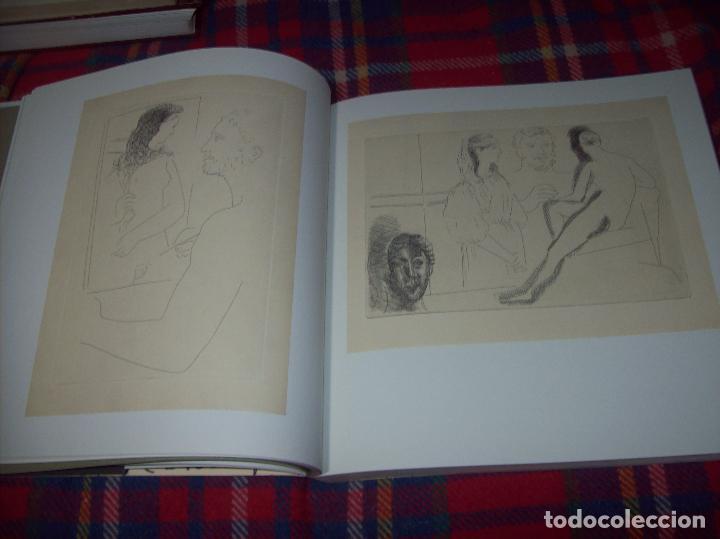 Libros de segunda mano: PICASSO Y LOS LIBROS. FUNDACIÓN BANCAJA. FOTOGRAFÍAS : JUAN GARCÍA ROSELL. 2005. VER FOTOS. - Foto 10 - 111742759