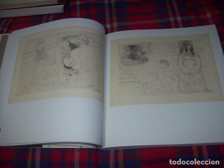 Libros de segunda mano: PICASSO Y LOS LIBROS. FUNDACIÓN BANCAJA. FOTOGRAFÍAS : JUAN GARCÍA ROSELL. 2005. VER FOTOS. - Foto 11 - 111742759