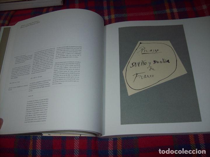 Libros de segunda mano: PICASSO Y LOS LIBROS. FUNDACIÓN BANCAJA. FOTOGRAFÍAS : JUAN GARCÍA ROSELL. 2005. VER FOTOS. - Foto 12 - 111742759