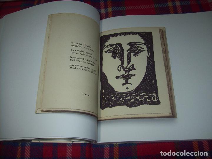 Libros de segunda mano: PICASSO Y LOS LIBROS. FUNDACIÓN BANCAJA. FOTOGRAFÍAS : JUAN GARCÍA ROSELL. 2005. VER FOTOS. - Foto 14 - 111742759