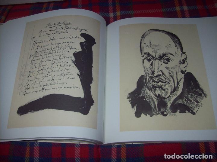 Libros de segunda mano: PICASSO Y LOS LIBROS. FUNDACIÓN BANCAJA. FOTOGRAFÍAS : JUAN GARCÍA ROSELL. 2005. VER FOTOS. - Foto 20 - 111742759