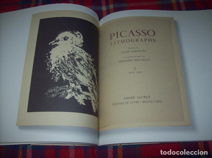 Libros de segunda mano: PICASSO Y LOS LIBROS. FUNDACIÓN BANCAJA. FOTOGRAFÍAS : JUAN GARCÍA ROSELL. 2005. VER FOTOS. - Foto 22 - 111742759
