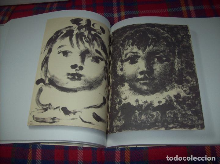 Libros de segunda mano: PICASSO Y LOS LIBROS. FUNDACIÓN BANCAJA. FOTOGRAFÍAS : JUAN GARCÍA ROSELL. 2005. VER FOTOS. - Foto 23 - 111742759