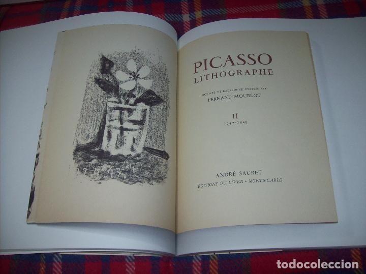 Libros de segunda mano: PICASSO Y LOS LIBROS. FUNDACIÓN BANCAJA. FOTOGRAFÍAS : JUAN GARCÍA ROSELL. 2005. VER FOTOS. - Foto 24 - 111742759