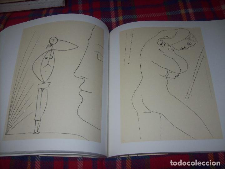 Libros de segunda mano: PICASSO Y LOS LIBROS. FUNDACIÓN BANCAJA. FOTOGRAFÍAS : JUAN GARCÍA ROSELL. 2005. VER FOTOS. - Foto 26 - 111742759