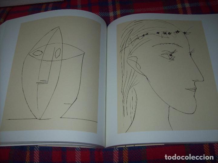 Libros de segunda mano: PICASSO Y LOS LIBROS. FUNDACIÓN BANCAJA. FOTOGRAFÍAS : JUAN GARCÍA ROSELL. 2005. VER FOTOS. - Foto 27 - 111742759
