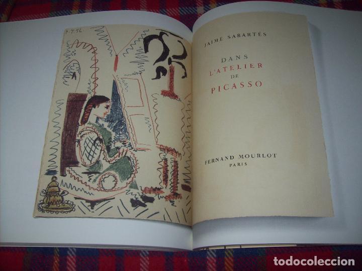 Libros de segunda mano: PICASSO Y LOS LIBROS. FUNDACIÓN BANCAJA. FOTOGRAFÍAS : JUAN GARCÍA ROSELL. 2005. VER FOTOS. - Foto 31 - 111742759