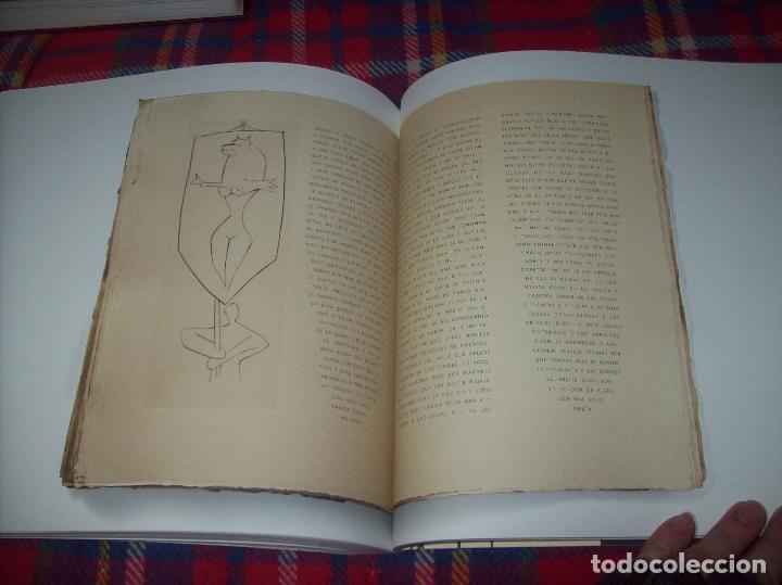 Libros de segunda mano: PICASSO Y LOS LIBROS. FUNDACIÓN BANCAJA. FOTOGRAFÍAS : JUAN GARCÍA ROSELL. 2005. VER FOTOS. - Foto 33 - 111742759
