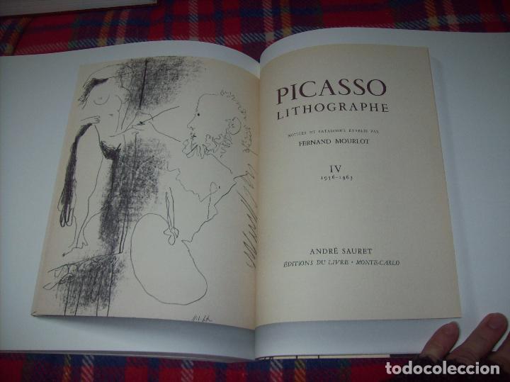 Libros de segunda mano: PICASSO Y LOS LIBROS. FUNDACIÓN BANCAJA. FOTOGRAFÍAS : JUAN GARCÍA ROSELL. 2005. VER FOTOS. - Foto 35 - 111742759