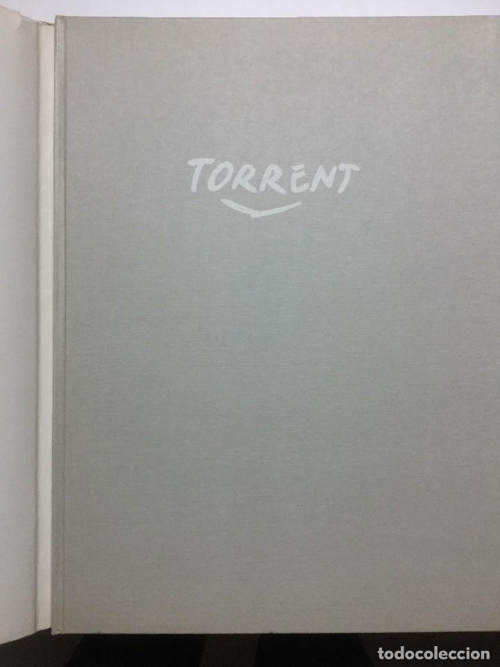 Libros de segunda mano: TORRENT. MAESTROS DE LA PINTURA CATALANA. 1981 - Foto 2 - 111799227