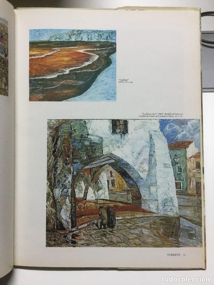 Libros de segunda mano: TORRENT. MAESTROS DE LA PINTURA CATALANA. 1981 - Foto 3 - 111799227