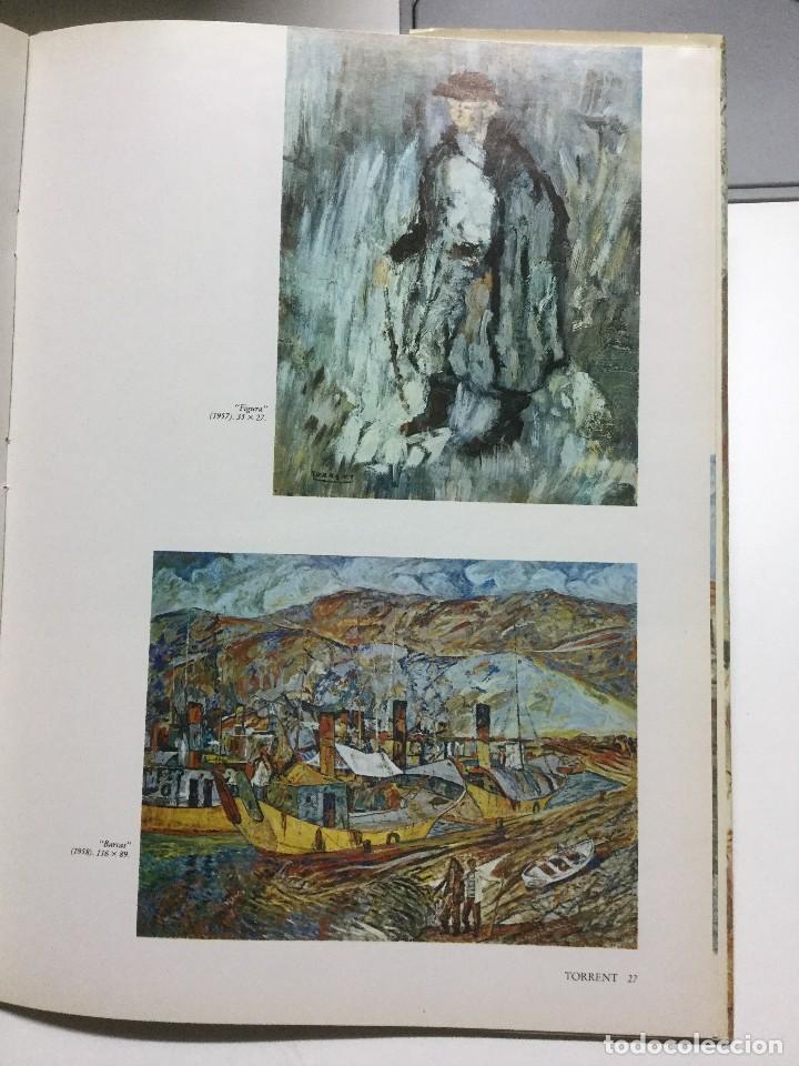 Libros de segunda mano: TORRENT. MAESTROS DE LA PINTURA CATALANA. 1981 - Foto 4 - 111799227
