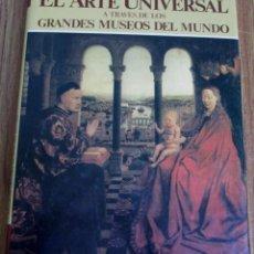 Libros de segunda mano: MUSEO LOUVRE II - EL ARTE UNIVERSAL A TRAVÉS DE LOS TIEMPOS GRANDES MUSEOS DEL MUNDO Nº 2. Lote 112140079