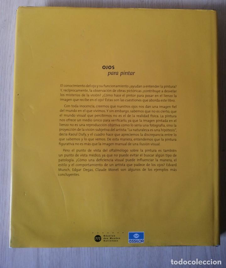Libros de segunda mano: PHILIPPE LANTHONY - OJOS PARA PINTAR - Foto 2 - 112874531
