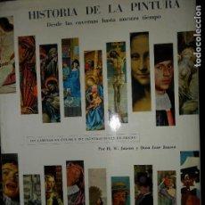 Libros de segunda mano: HISTORIA DE LA PINTURA, DESDE LAS CAVERNAS HASTA NUESTRO TIEMPO, JANSON Y JANSON, ED. LABOR. Lote 113089987