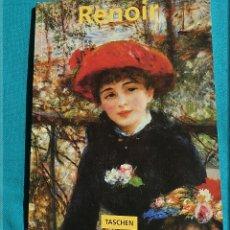 Libros de segunda mano: RENOIR. TASCHEN SERIE MENOR.Nº 8. PETER H. FEIST. Lote 113175731