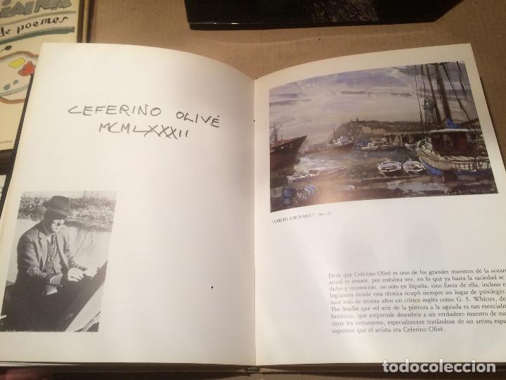 Libros de segunda mano: Antiguo libro artistas de Mayte Muñoz galeria de arte por Fernando Gutiérrez año 1982 - Foto 6 - 113282819