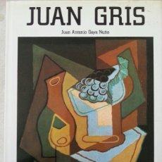 Libros de segunda mano: JUAN GRIS JUAN A.GAYA NUÑO. Lote 113482934