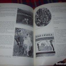 Libros de segunda mano: RÀFOLS - CASAMADA. EXPOSICIÓ ANTOLÒGICA. 1957 - 1985 . PALAU SOLLERIC. ED. POLÍGRAFA. . Lote 113539483