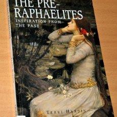 Libros de segunda mano: LIBRO GRAN FORMATO EN INGLÉS: THE PRE-RAPHAELITES - BY TERRI HARDIN - TIGER BOOKS INTERNATIONAL 1996. Lote 113564679