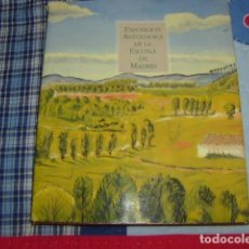 Libros de segunda mano - EXPOSICION ANTOLOGICA DE LA ESCUELA DE MADRID - 113699395