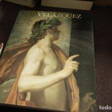 Libros de segunda mano: VELÁZQUEZ: MUSEO DEL PRADO (1990). Lote 114668491