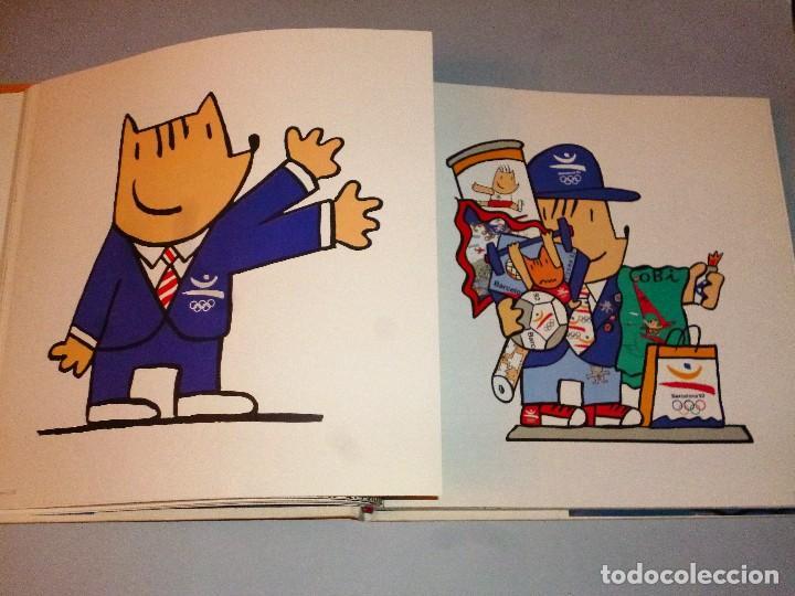 Libros de segunda mano: EL LLIBRE DEL COBI (con autógrafo) - Foto 8 - 114737647