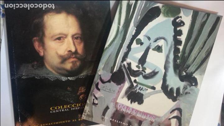 COLECCION CENTRAL HISPANO. DOS TOMOS. FUNDACION CENTRAL HISPANO (Libros de Segunda Mano - Bellas artes, ocio y coleccionismo - Pintura)