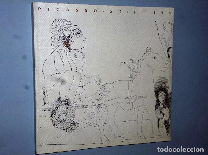PICASSO . SUITE 156 (Libros de Segunda Mano - Bellas artes, ocio y coleccionismo - Pintura)