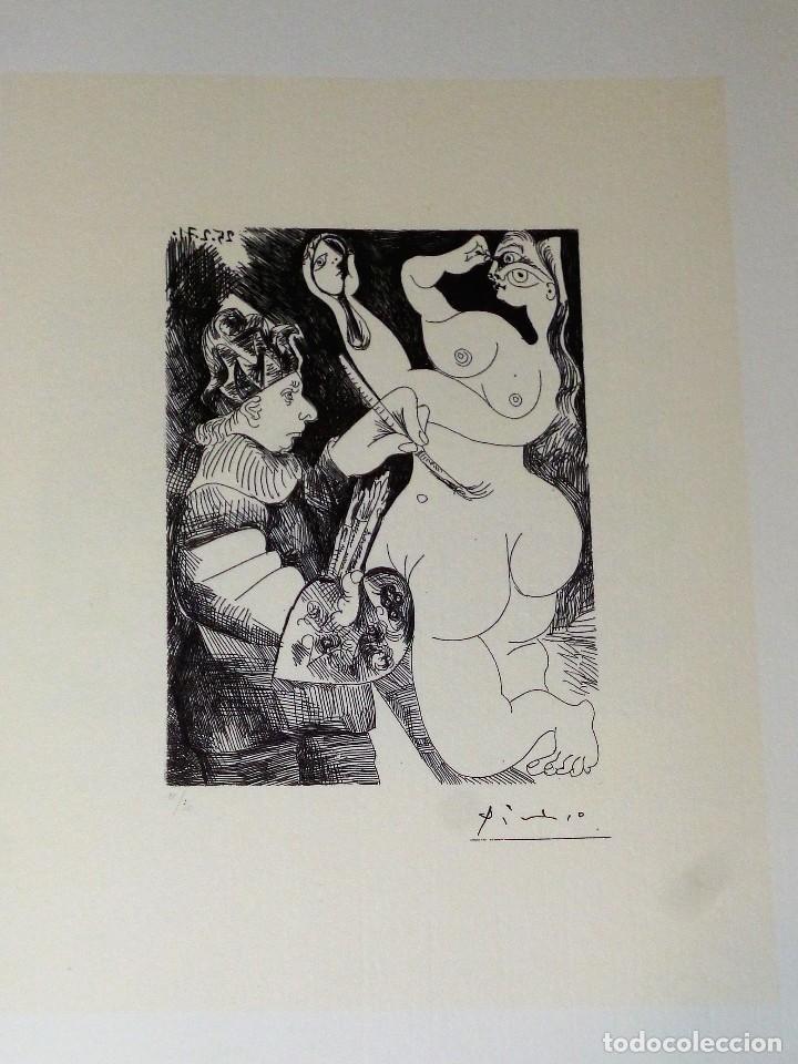 Libros de segunda mano: PICASSO . SUITE 156 - Foto 4 - 115261155