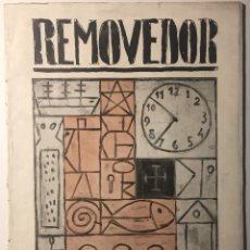Libros de segunda mano: REVISTA REMOVEDOR. TALLER TORRES-GARCÍA. N. 27, DICIEMBRE DE 1950. . Lote 115756219