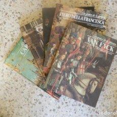 Libros de segunda mano: SARPE - 5 LIBROS - LOS GENIOS DE LA PINTURA . Lote 115763867
