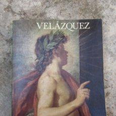 Libros de segunda mano: VELÁZQUEZ MUSEO DEL PRADO 1990. Lote 115836543