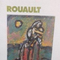 Libros de segunda mano: GEORGES ROUAULT. Lote 114652243