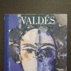 Libros de segunda mano: GRANDES GENIOS DEL ARTE CONTEMPORÁNEO ESPAÑOL 29 VALDÉS BIBLIOTECA EL MUNDO EL SIGLO XX. Lote 119994800