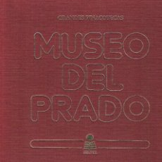 Libros de segunda mano: MUSEO DEL PRADO TICIANO TINTORETTO EL GRECO Y OTROS PINTORES DEL S. XVI TOMO V 1978 EDICIONES ORGAZ . Lote 116462435