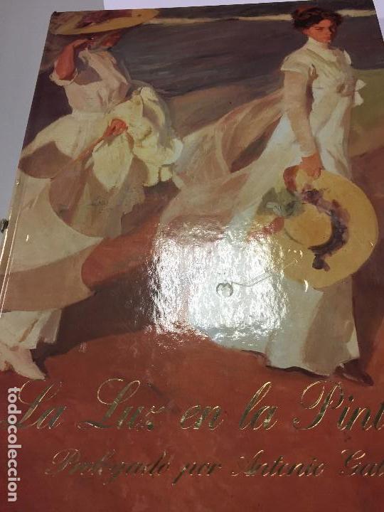 Libros de segunda mano: La Luz en la Pintura - Foto 2 - 116479843