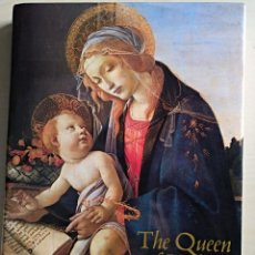 Libros de segunda mano: THE QUEEN OF THE HEAVEN. A SELECTION OF PAINTINGS OF THE VIRGIN MARY FROM THE TWELFTH TO THE EIGHTEE. Lote 116550615